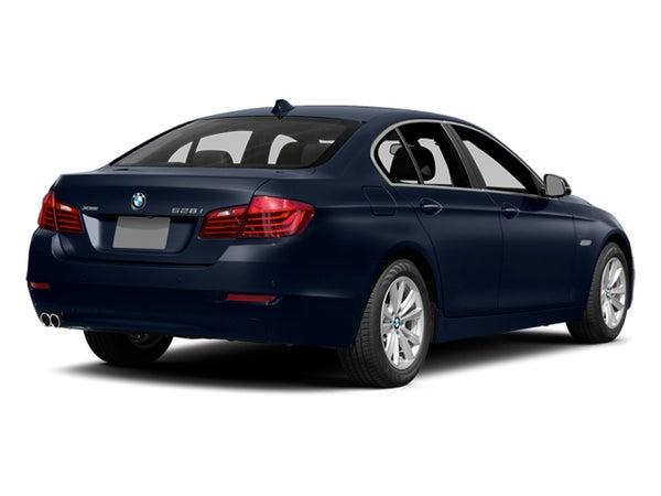 2014 BMW 5 Series 550i M LINE