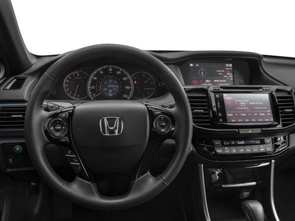 Honda Coupe 2017 >> 2017 Honda Accord Coupe Ex L
