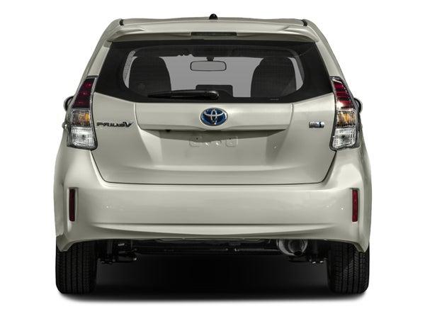 2017 Toyota Prius V Station Wagon In Clovis Ca Future Kia Of