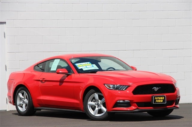 2016 Ford Mustang V6 In Clovis Ca Fresno Future Kia Of