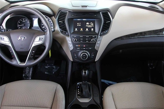 2017 Hyundai Santa Fe Sport 2 4 Base In Clovis Ca Future Kia Of