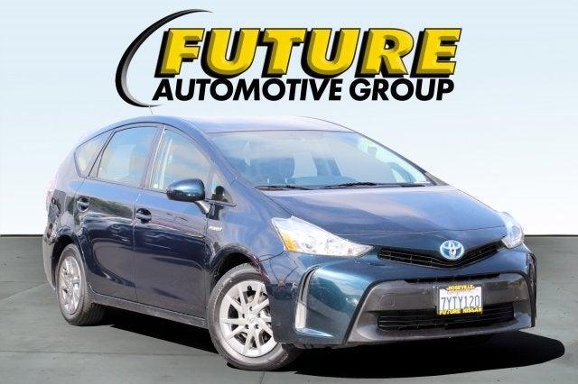 2017 Toyota Prius V Station Wagon In Clovis Ca Fresno Future Kia Of