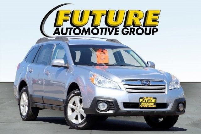 2013 Subaru Outback 2 5i Premium